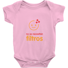 No filter needed Onesie (Spanish)
