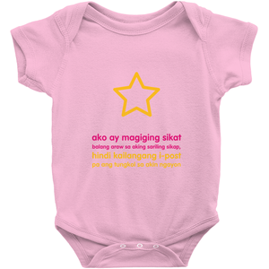 I'll be famous Onesie(Filipino)