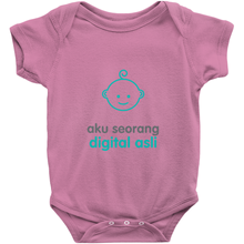 Digital native Onesie (Indonesian)