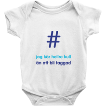 Tagged Onesie (Swedish)