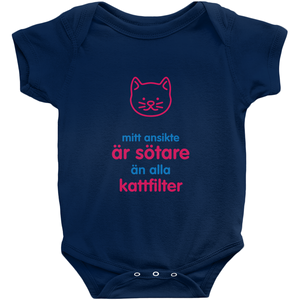 Kitty Onesie (Swedish)