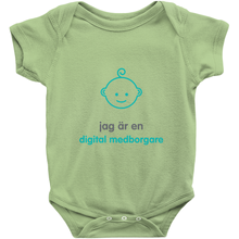 Digital Native Onesie (Swedish)