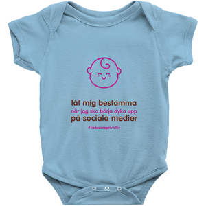 Let me decide Onesie (Swedish)