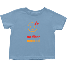 No filter needed ToddlerT-Shirts (English)