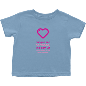 Gorgeous Toddler T-Shirts (Spanish)