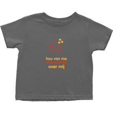 Adore me Toddler T-Shirts (Dutch)
