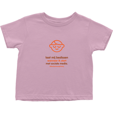 Let me Decide Toddler T-Shirts (Dutch)