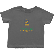 Don't Post me Toddler T-Shirts (Filipino)