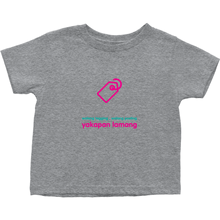No Tagging Toddler T-Shirts (Filipino)