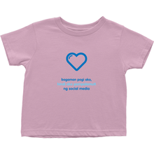 Handsome Toddler T-Shirts (Filipino)