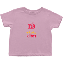 No Photos Toddler T-shirt (Finnish)
