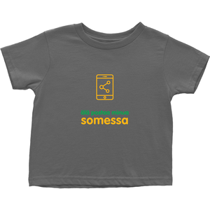Don't Post me Toddler T-Shirts (Finnish)