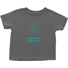Digital native Toddler T-Shirts (Finnish)