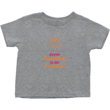 I asked for a Smartphone Toddler T-Shirts (Finnish)