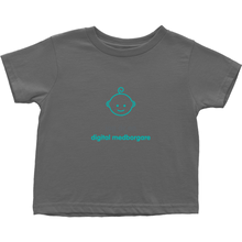 Digital native Toddler T-Shirts (Swedish)