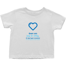 Handsome Toddler T-Shirts (Swedish)
