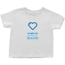 Handsome Toddler T-Shirts (Indonesian)
