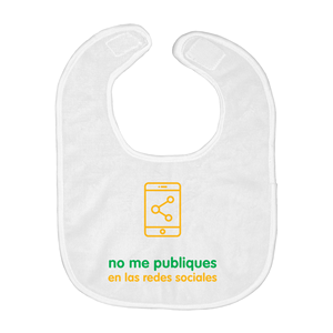 Don't Post me Bib (Spanish)
