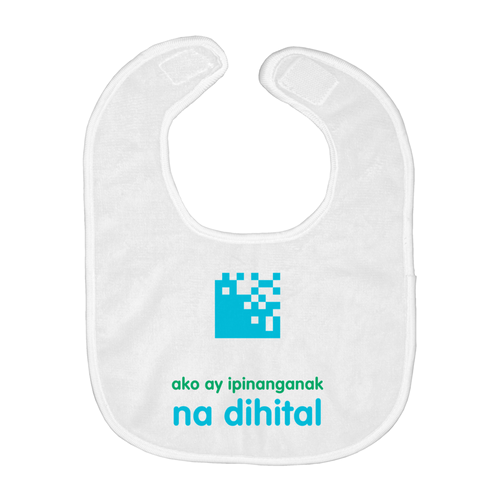 Born Digital Bib (Filipino)