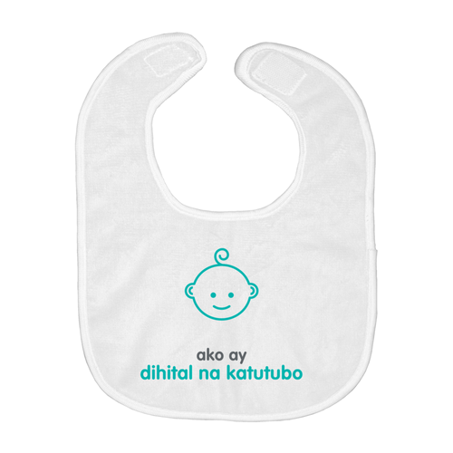 Digital Native Bib (Filipino)