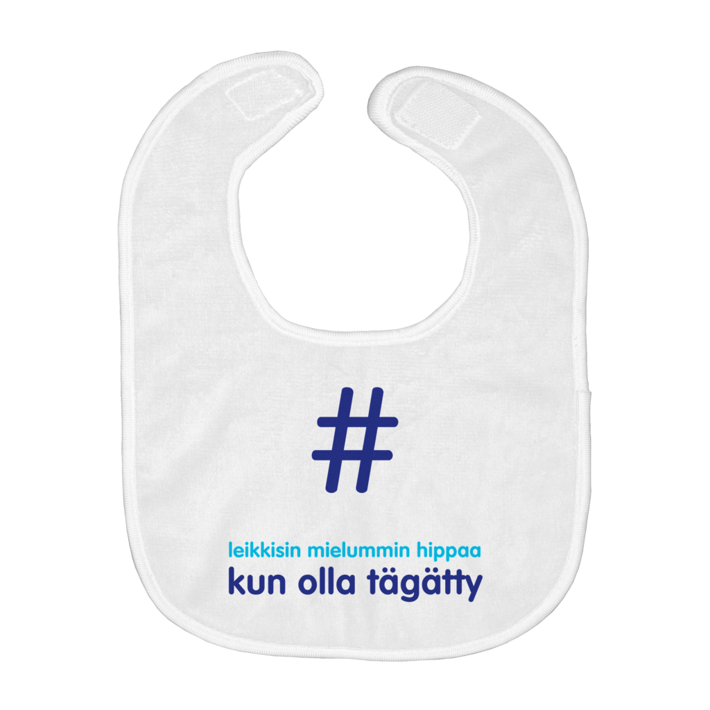 Tagged Bib (Finnish)