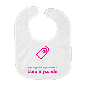 No Tagging Bib (Swedish)