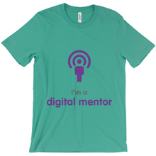 Mentor Adult T-shirt (English)