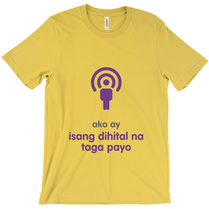 Mentor Adult T-shirt (Filipino)