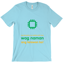 Tech is Ubiquitous Adult T-shirt (Filipino)