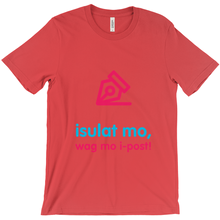 Write Adult T-shirt (Filipino)
