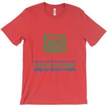 History Adult T-shirt (Filipino)