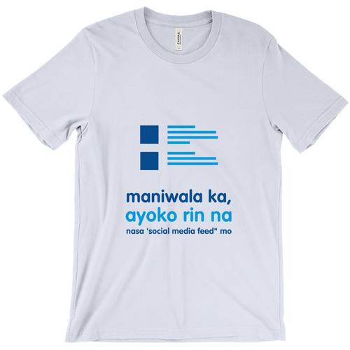 Believe Adult T-shirt (Filipino)