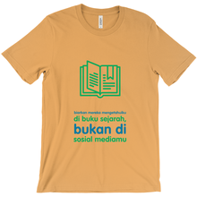 History Adult T-shirt (Indonesian)