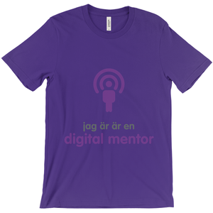 Mentor Adult T-shirt (Swedish)