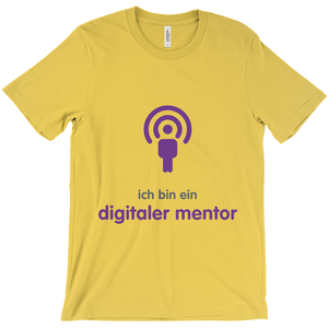 Mentor Adult T-shirt (German)
