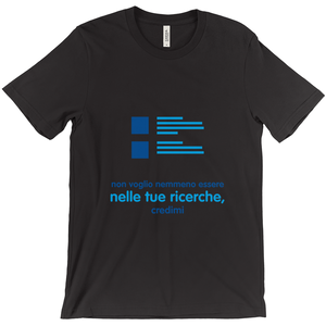 Believe Adult T-shirt (Italian)