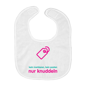 No Tagging Bib (German)