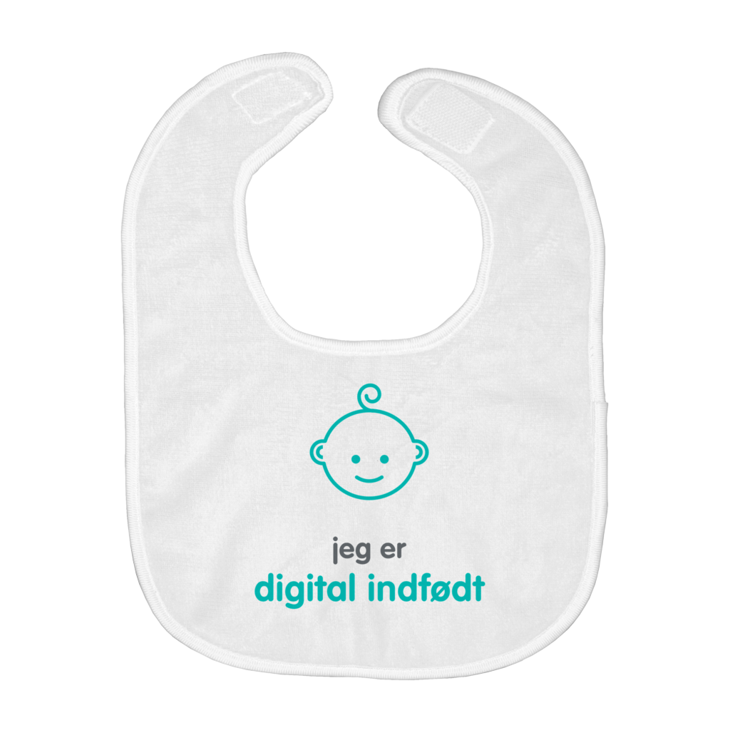 Digital Native Bib (Danish)
