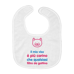 Kitty Bib  (Italian)