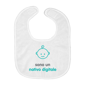 Digital Native Bib (Italian)