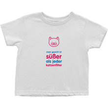 Kitty Toddler T-Shirts (German)