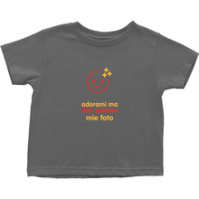 Adore me Toddler T-Shirts  (Italian)