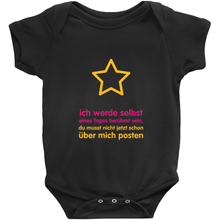 I'll be famous Onesie (German)