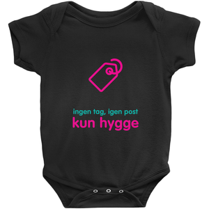 No tagging Onesie (Danish)