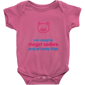 Kitty Onesie (Danish)