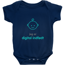 Digital native Onesie (Danish)