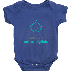 Digital native Onesie (Italian)