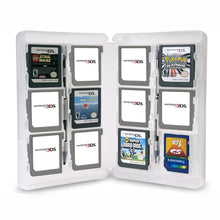 Memory Card Holder for Handheld Gaming Consoles