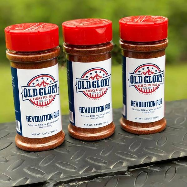 Revolution Rub 3 PACK