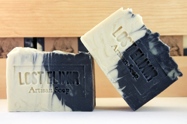 Frankincense and Myrrh, All Natural Soap - Lost Elixir